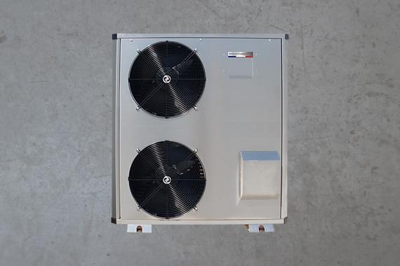 SAS Lizan SDEEC-24kW-Compresseur